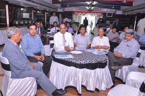 Delegates at Decoding Budget 2014, Faridabad Event