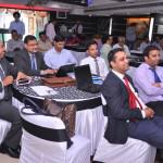 Delegates participating in the KNowledge session by SS Kothari Mehta &Co.'s experts at Decoding Budget 2014, Faridabad Event