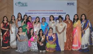 COWE Brings Thrust to Women Entrepreneurship