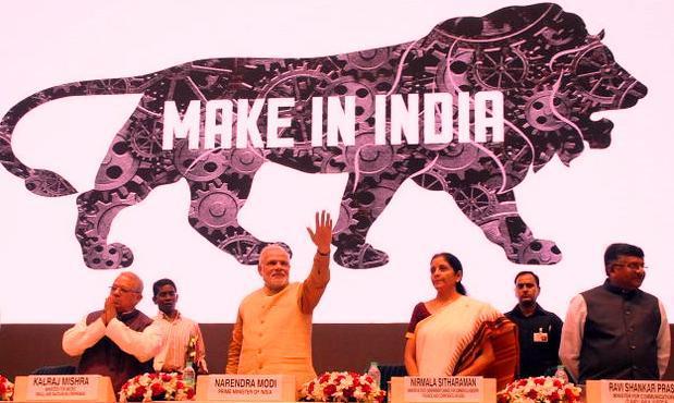 Make In India, Narendra Modi,