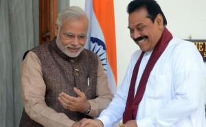 Modi's Voyage to Sri Lanka Shows some Long Term Prospects
