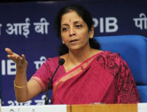 Nirmala Sitharaman Gave Warning Alarm to Mobile Companies
