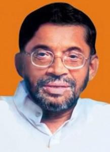 Santosh Gangwar is the MoS of Finance Ministry