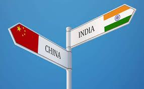 India china, Trade