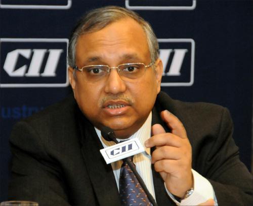 Chandrajit Banerjee, CII,