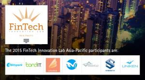 Seven Financial Technology Startups Selected for 2015 FinTech Innovation Lab Asia-Pacific