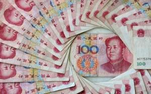 Chinese Yuan on it's Four Month Lowest