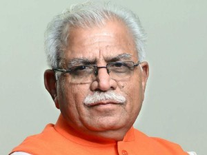 Haryana Govt. Selects 32 Clusters for Setting up Industries: Manohar Lal Khattar