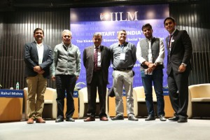 "IILM Entrepreneurship Conference on ""START UP INDIA"""