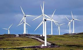 India slaps 13.44% anti-subsidy duty on Castings for Wind Energy Generators from China