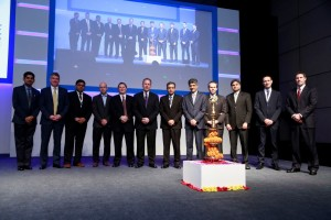 GE's Senior Leadership at 4th Supplier's Conference in Pune