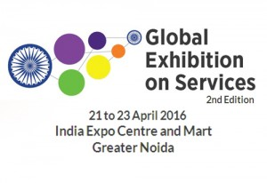Global Exhibition on Services to be held in Greater Noida