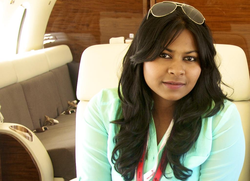 Kanika Tekriwal, CEO and Cofounder of JetSetGo