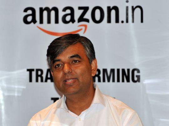 Akhil Saxena, Amazon, SMEs, MSMEs