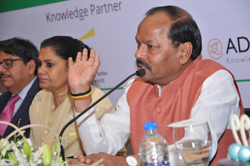"""The Government of Jharkhand formally launched its investment promotion campaign """"Momentum Jharkhand"""". Jharkhand Investment Roadshow Bengluru"""