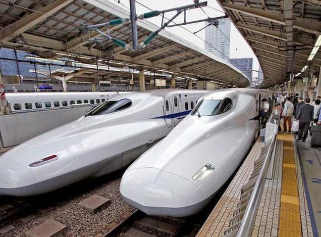 Mumbai-Ahmedabad , High-speed Train Fare, Mumbai-Ahmedabad High Speed Train Project, Suresh Prabhu, Manoj Sinha