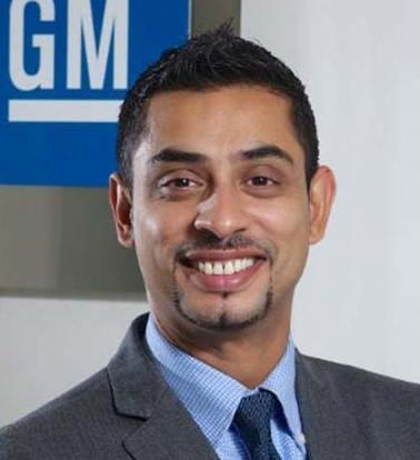 jack uppal, General Motors