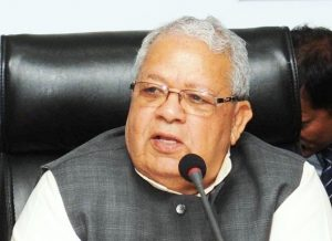 Kalraj Mishra in Ahmedabad for #CoirKrantiExpress
