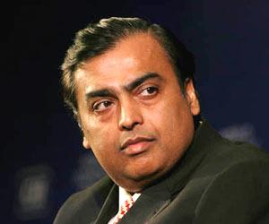 Mukesh Ambani, Reliance Industries,