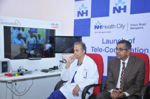 Dr. Devi Shetty, Narayana Health, Mr. VC Gopalratnam, Cisco India