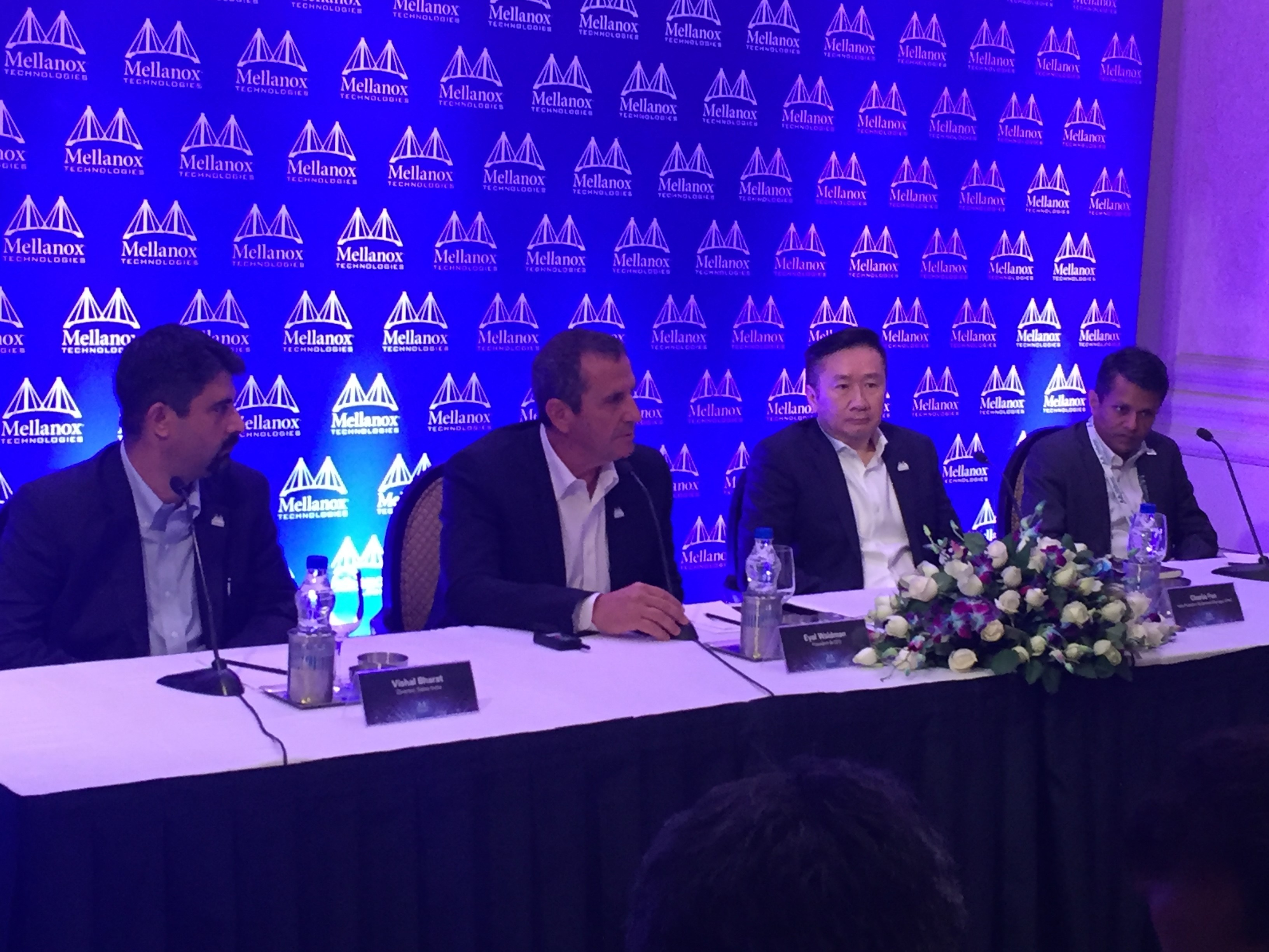 mellanox-press-conference-picture