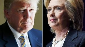 US Presideniatial Debate, Donald Trump, Hilary Clinton