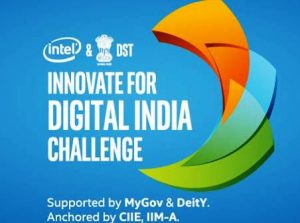 Intel, DST, Digital India