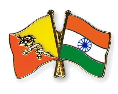 India-Bhutan,