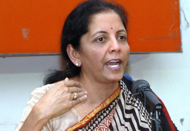 Nirmala Sitharaman, Startup
