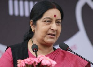 MEA Contributed 53% Increase in FDI : Sushma Swaraj