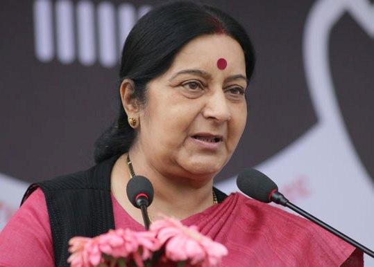 Sushma Swaraj,