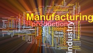 Manufacturing Output Shows Some Improvements