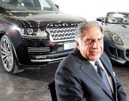 Tata Motors, Jaguar, Land Rover