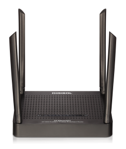 DIGISOL Launches AC 1200 Dual Band Wireless Broadband Router