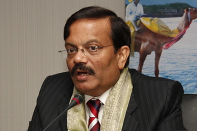 Girish Shankar, Secretary Dept of Heavy Industries