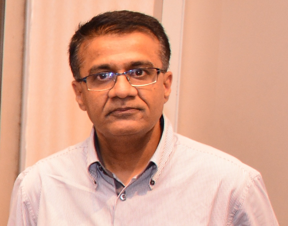 Jitendranath Patri, Marketing Head, Central