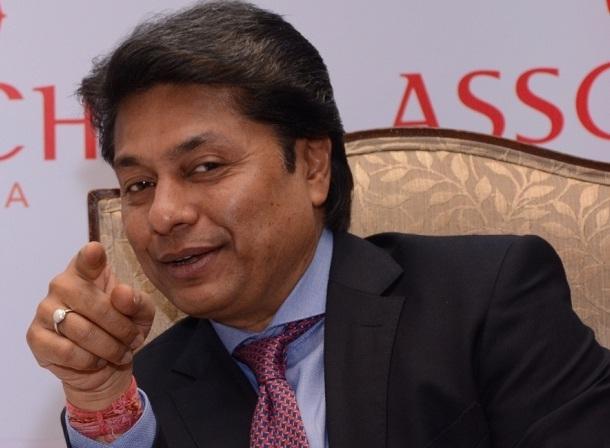 Sandeep Jajodia, Assocham