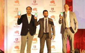 Intel Security and Micromax Join Hands to Ensure Digital Security
