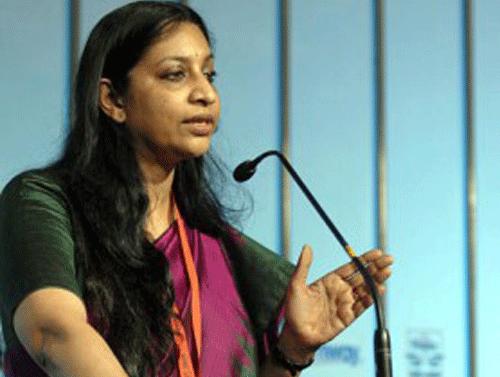 Aruna Sundarajan,
