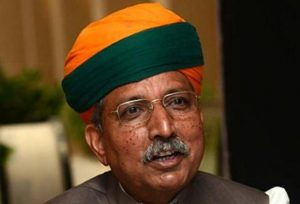 GST Will Ensure Ease of Doing Business: Arjun Ram Meghwal