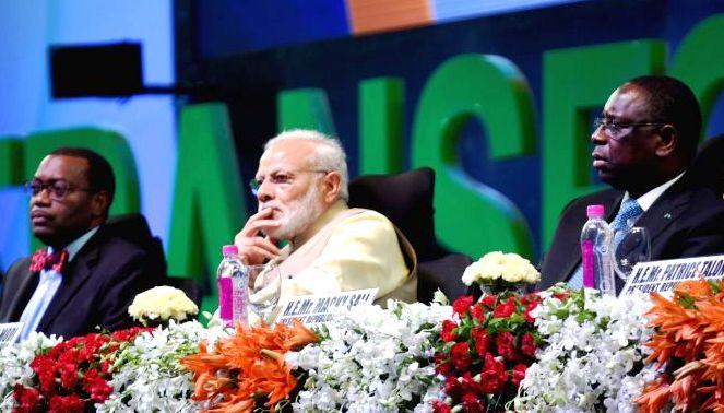 Narendra Modi, African Development Bank, Gandhinagar, agriculture