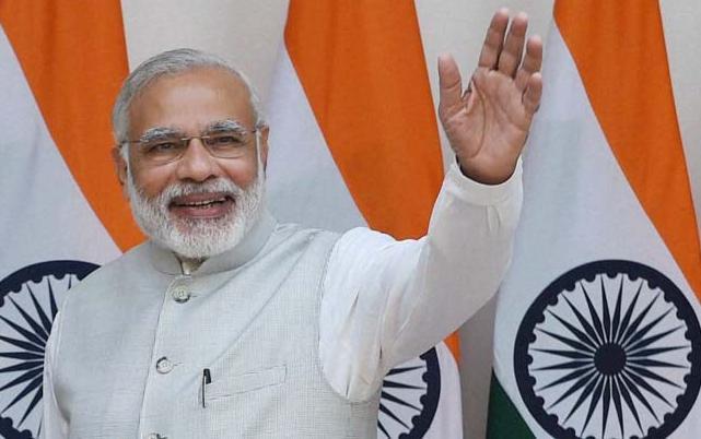 Narendra Modi, GST,