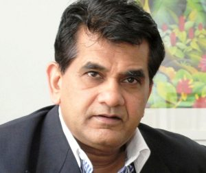 Digital Payments Are Transforming Indian Economy: Amitabh Kant of Niti Aayog