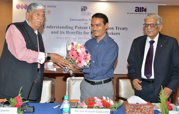 op Gupta, aiai, Vijay Kalantri, patents