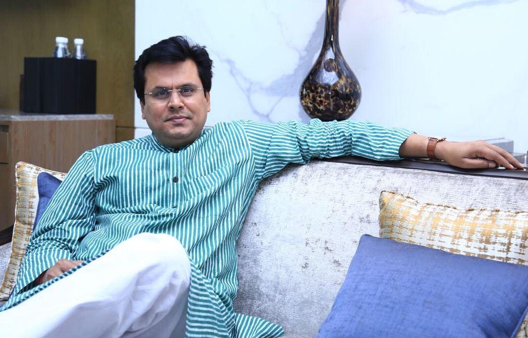 Rakesh Shukla, GST