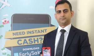 FinTech Startup 'EarlySalary' Expands to Jaipur