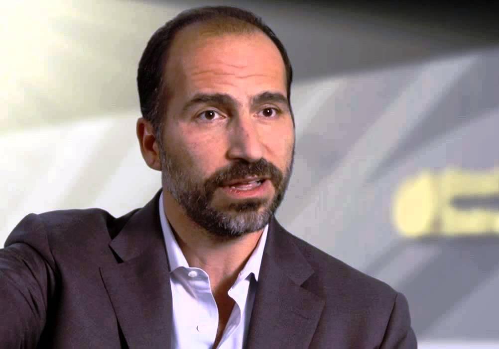 Dara Khosrowshahi, Uber, Expedia,