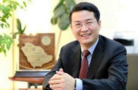 James Wu, Huawei, ICT