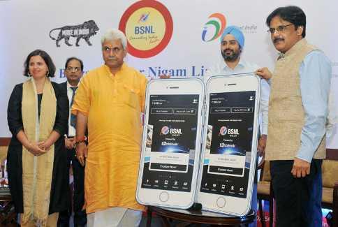 Manoj sinha, MobiKwik, Digital Payments, BSNL
