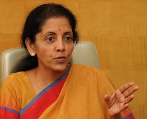 Nirmala Sitharaman Constituted a Task Force on Artificial Intelligence for Economic Transformation